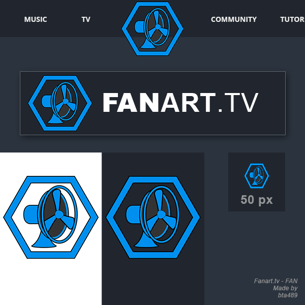 FanArtLogo_-_FAN_by_bta489_PREVIEW.png